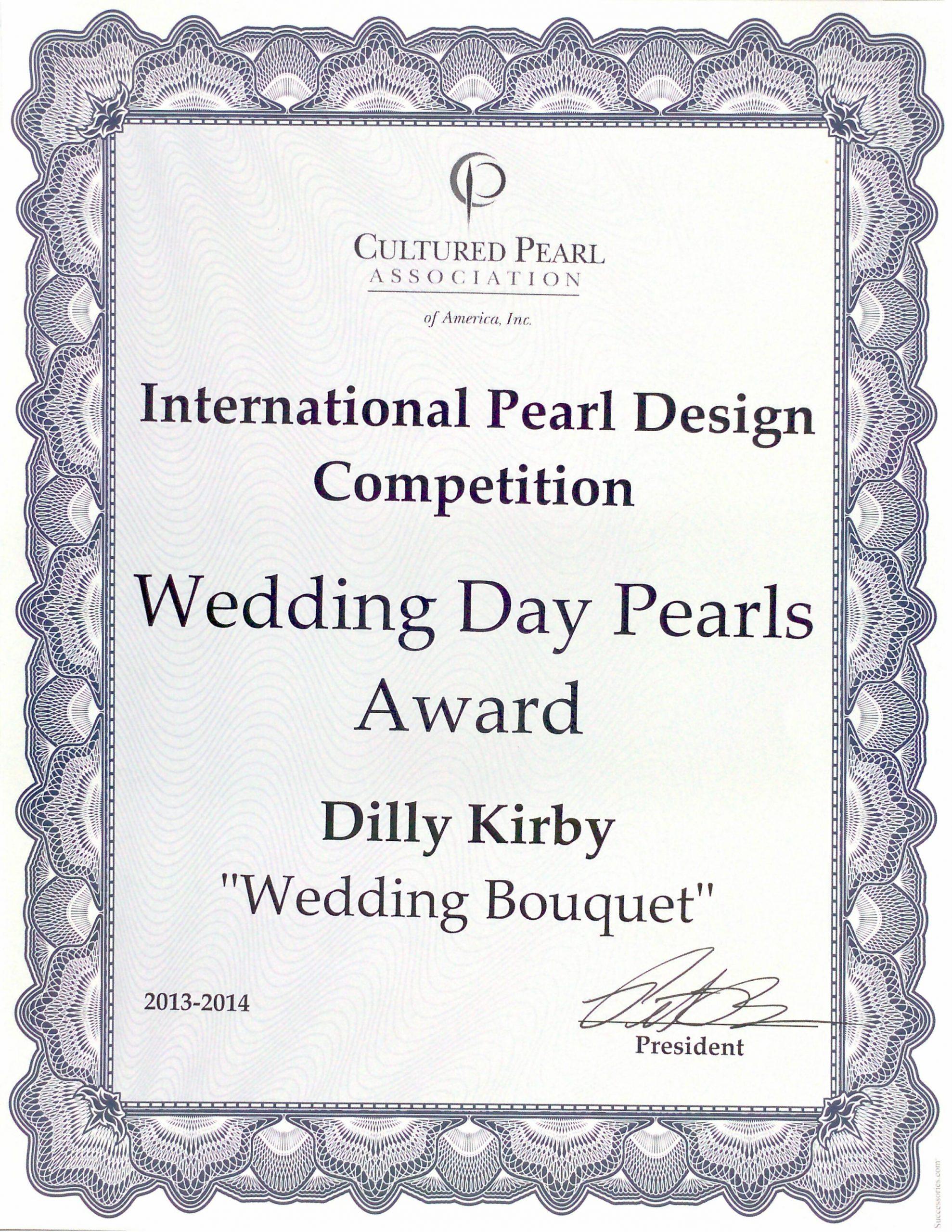 CPAA Award 2013