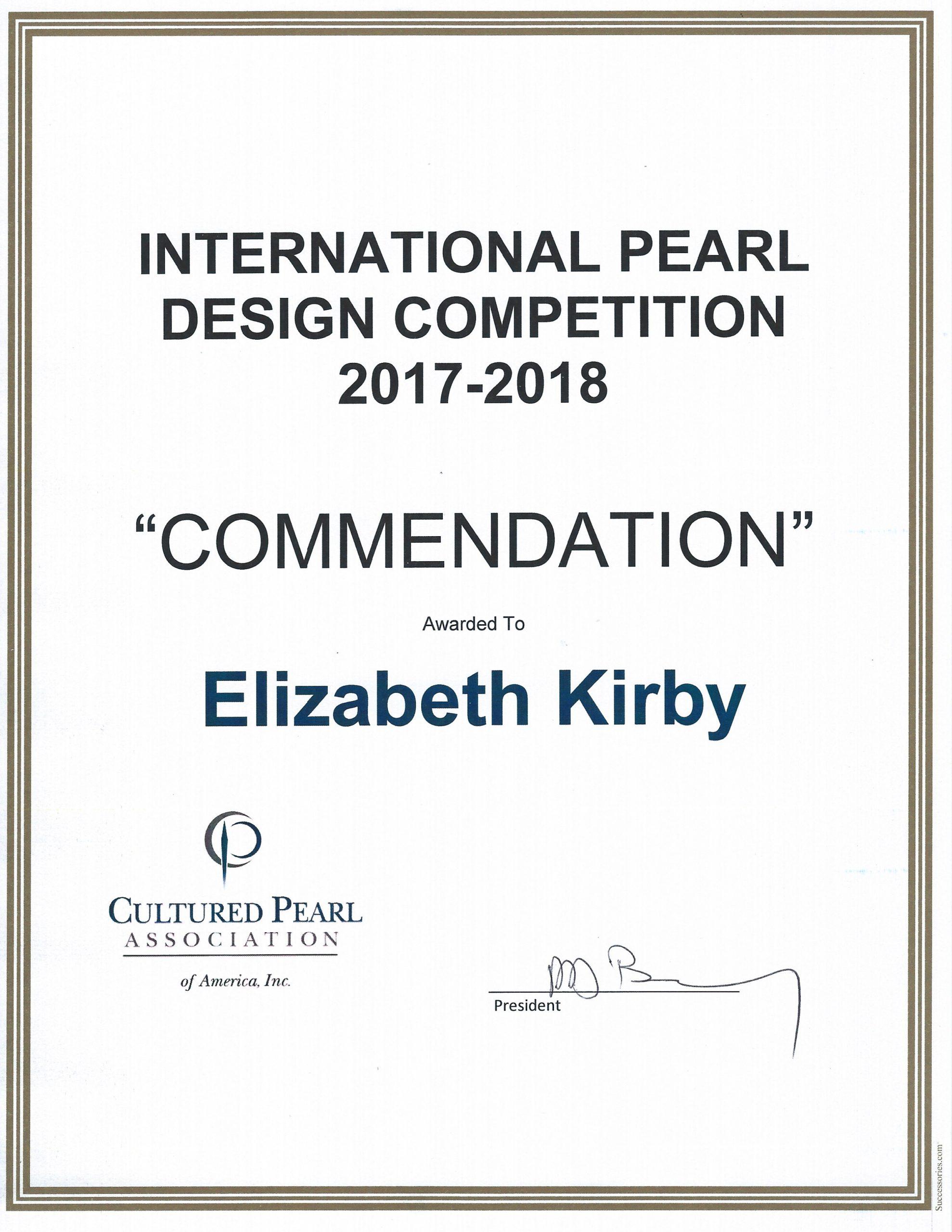 CPAA Award 2018