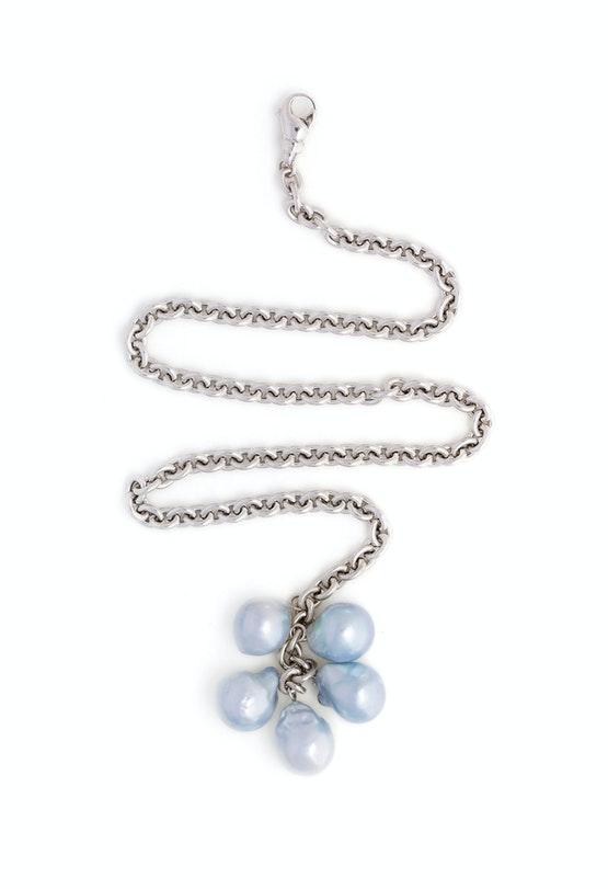 ss tickler necklace